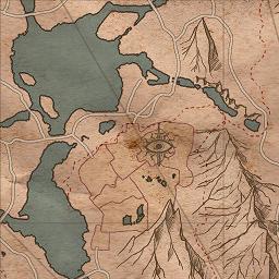enderal karte Enderal Interaktive Karte