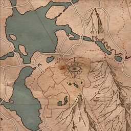 Enderal Interactive Map